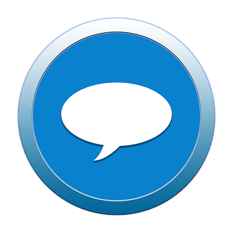 Speech Bubble, Icon, Button, Media, Communication