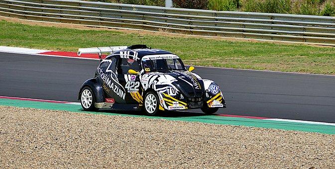 Car, Sports Racing, Sport