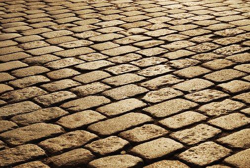 Pavement, Stone, Road, Footpath, Pattern, Way, Street
