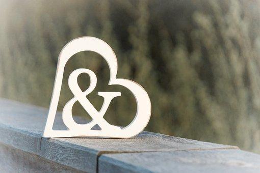 Wedding, Love, Heart, Together, Relationship, Romance