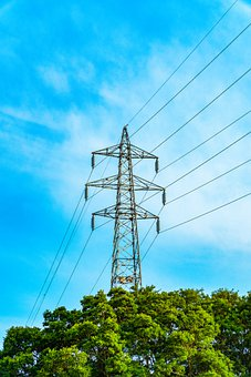 Power, Tower, Electricity, Electricity Pole, Energy
