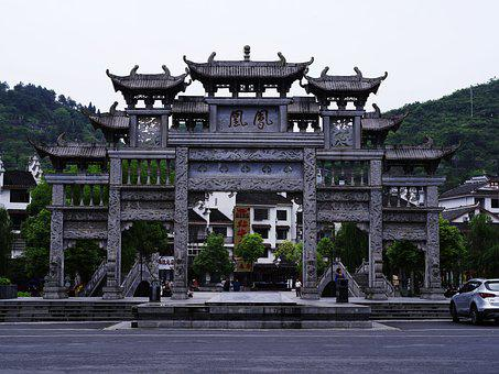 Temple, Praise, Fenghuang