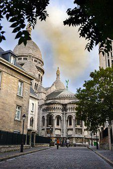 Basilica, Monument, Paris
