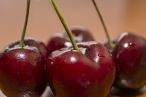 Cherries, Red, Cherry, Food, Fruits, Nature