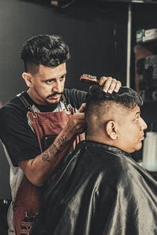 Barber, Haircut, Hair, Beauty