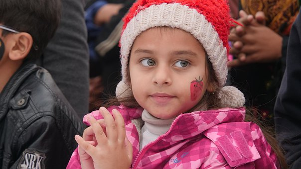 Pakistan, Child, Little Girl