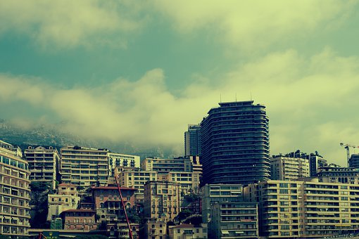 Monaco, Building, Porsche Cup, Racing, Porsche, Race