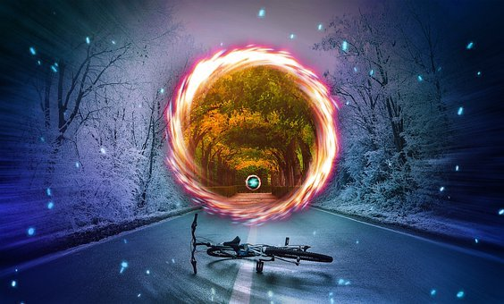 Portal, Fantasy, Journey, Gate, Surreal, Dream, Story