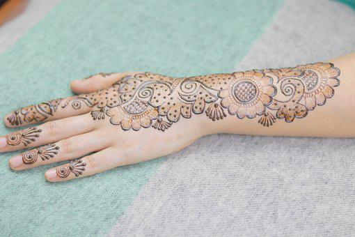 Mehndi, Culture, Traditional, Henna, Tattoo