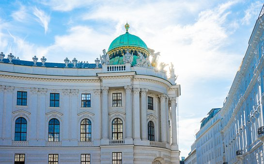 Vienna, Austria, Castle, Monarchy, Architecture