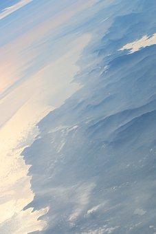 Portugal, Aerial, Flight, Landscape, Azores, Natural