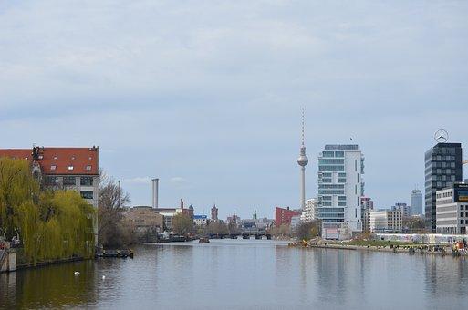Berlin, Germany, City, Landscape, Urban, Culture