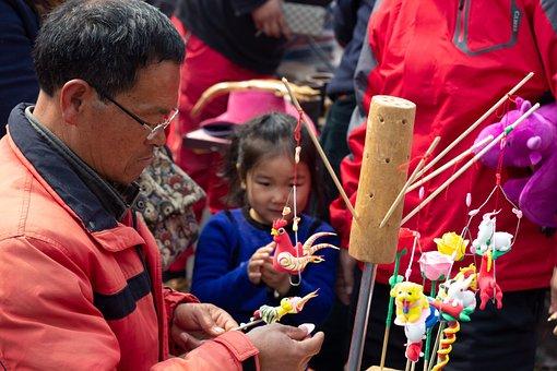 Culture, Tradition, Chinese, China, Folk Custom