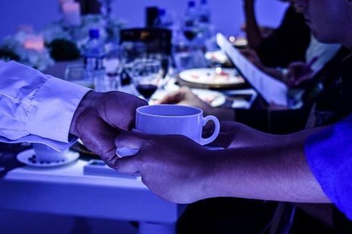 Cup, Cafe, Coffee, El Salvador, Vino, Elegant, Gala