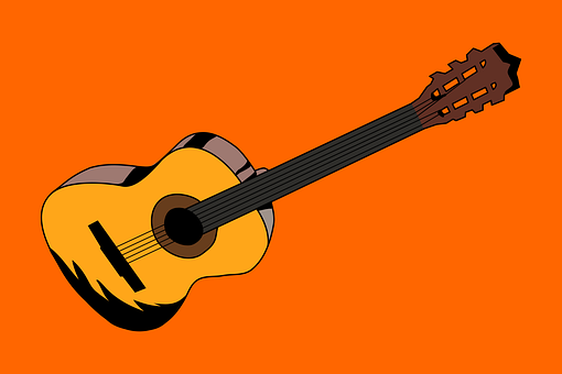 Guitar, String, Music, Guitar Illustration, Instrument