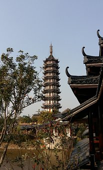 Shanghai, Temple, Landmark
