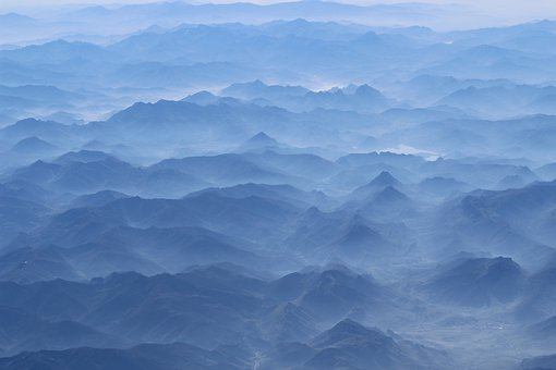 Portugal, Landscape, Azores, Mist, Natural, Valleys