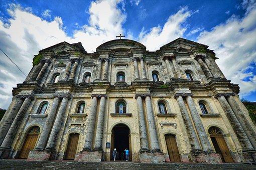 Church, Old Church, Spanish Church, Spanish Philippines
