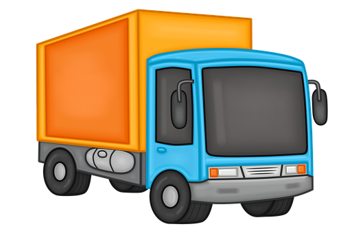 Truck, Vehicle, Transport, Load, Delivery, Container