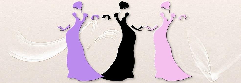 Fashion, Header, Graphics, Design, Web Page, Women