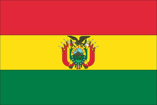 Flag, Country, Bolivia