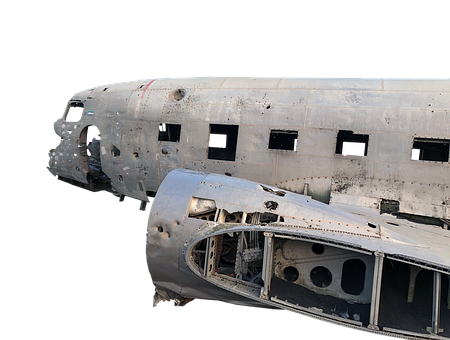 Crash, Plane, Airplane, Aircarft, Wreck, Abandoned