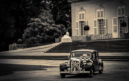 Car, Vehicle, Transportation, Vintage, Classic, Antique