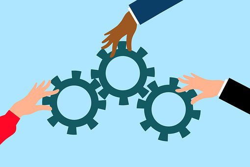 Hands, Team Work, Collaboration, Cooperation, Work