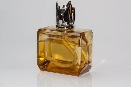 Lamp, Room Fragrance, Glass Bottle, Air Improvement