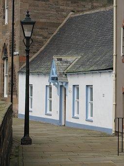 Building, Old Fashioned, Berwick Upon Tweed, Berwick