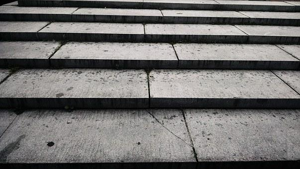 Stairs, Layers, Stones, Brown, Level, Texture, Steps
