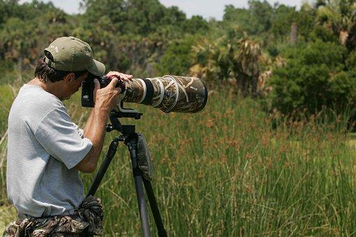 Captures, Photographer, Wildlife, Men, Male, People