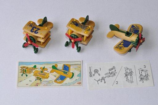 Toy, Toys, Children Toys, Airplane Toy, Airplane