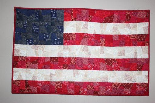 American, Flag, Patriotic, American Flag, Usa