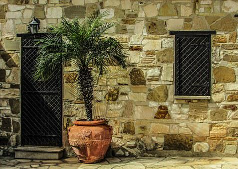 Cyprus, Xylotymbou, Ayios Rafael, Monastery, Orthodox