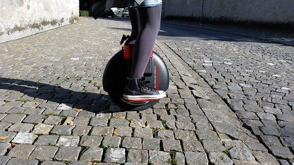 Mobility, Air-wheel, Monocycle, Balancing, Unicycle