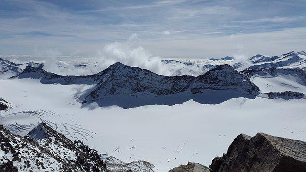 Ortlergruppe, Mountains, Alpine, Alpine Panorama