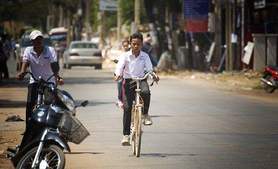 Bike, Road, Portrait, Kids, Travel, Photography