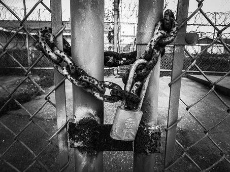 Lock, Security, Padlock, Locked, Secure, Closed, Rusty