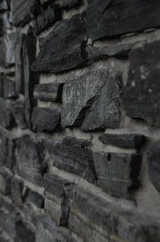 Stone Wall, Structure, Background, Wall, Stones