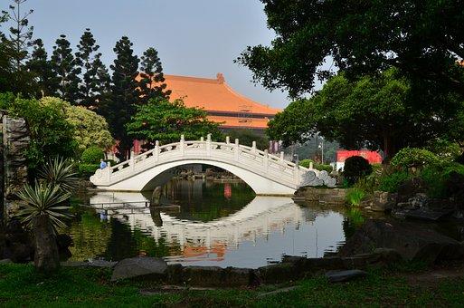 Taiwan, Asia, Taipei, Chinese, Taiwanese, Scenery, Park