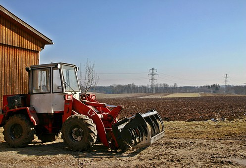 Agriculture, Tractor, Tractors, Vehicle, Farm