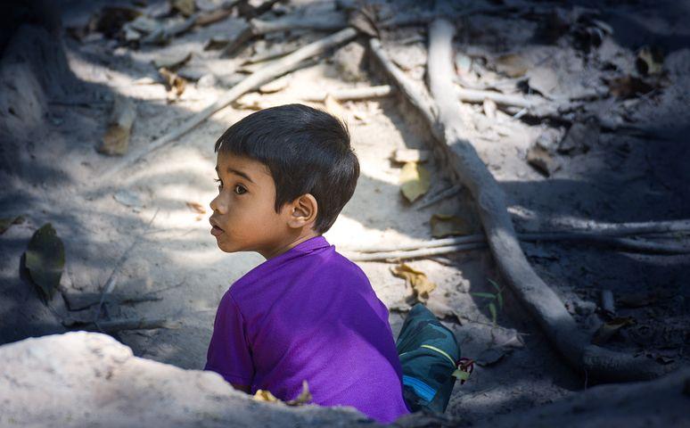 Portrait, Travel, Photography, Cambodia, Tourism