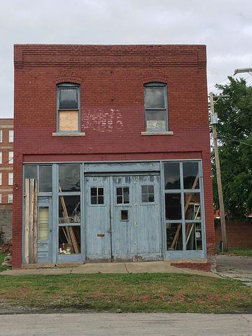 Old Building, Brick, Windows, Workshop