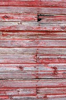 Barn Wood Texture, Red Barn Wood, Wood Background, Wood