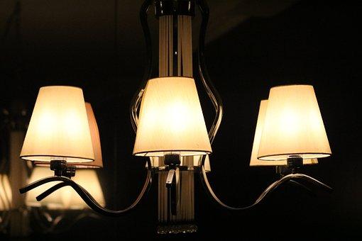 Lamps, Light, Bulb, Interior, Decoration, Home Decor