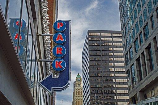 City, Car Park, Parking Garage, City Parking, Urban
