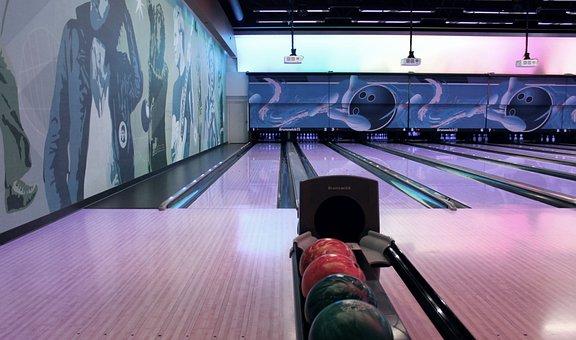Bowling, Lanes, Bowling Lane, Bowl, Bowling Ball