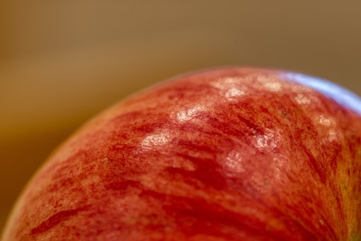 Apple, Fruit, Surface, Red, Food