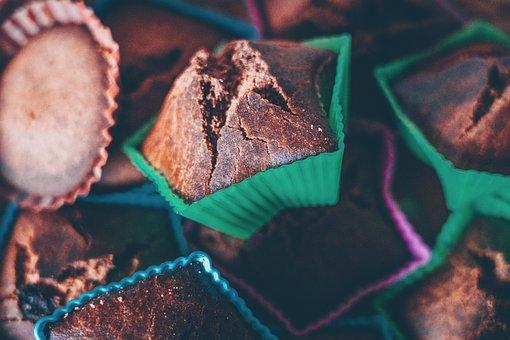 Cupcakes, Dessert, Cakes, Homemade, Sweet, Bakery